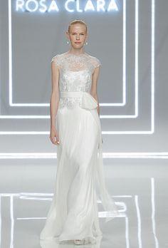 Brides.com: Rosa Clará - Spring 2017
