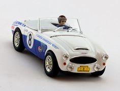 Austin Healey Sprite, Slot Cars, Vw Bus, Racing, Gallery, Scenery, Memories, Check, Model