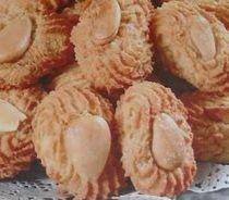 Recette : Petits fours aux amandes – Recettes Maroc