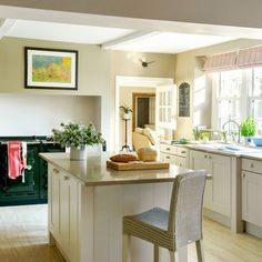 Aga Modern Country Kitchens And Country Kitchens On Pinterest