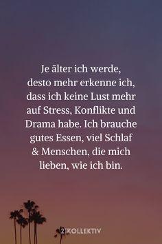 Life Lesson Quotes, Life Lessons, Life Quotes, German Quotes, Sentences, Quotations, Affirmations, Motivational Quotes, Wisdom