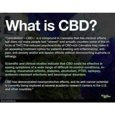 #Cannabis  Legal CBD Oil in 50 States- Reduce Anxiety