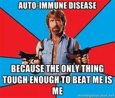auto-immune disease