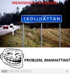 oh Sweden, you so silly