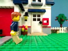 Lego stop motion tutorial