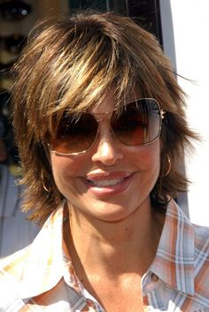 short shaggy hairstyles - Bing Images