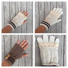 Check out our new collection 3 in one knitted Boho flavored mittens and armwarmers. We love the lace detailing#boho #bohemian #boholove #mintvalley #mittens #bohemianstyle#bohostyle #winterfashion# bohemianmittens