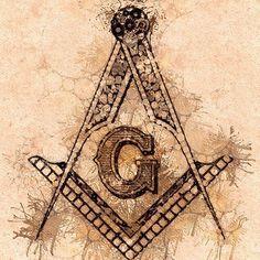 Freemason, Mason, Masonic, Lodge, Symbol by Esoterica Art Agency Freemason Tattoo, Masonic Tattoos, Freemason Symbol, Masonic Art, Masonic Lodge, Masonic Symbols, Freemason Lodge, Crucifix Tattoo, Justice Tattoo