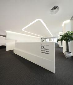 Gallery of Interaction - BWM Office / feeling Design - 8