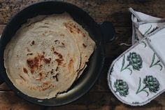 Quick buckwheat crepes - The Naturalista