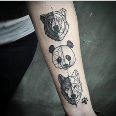 Ideas Tattoo Antebrazo Hombre Calavera For 2019 Mini Tattoos, Sexy Tattoos, Body Art Tattoos, Sleeve Tattoos, Tattoos For Women, Tattoos For Guys, Wolf Tattoos, Elephant Tattoos, Forearm Tattoos