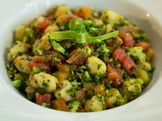 Nhoque de batata doce (Foto: Divulgao/ Andr Bittencourt)