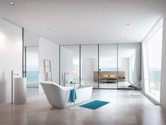 S 800 SLIDING DOOR SYSTEM - Designer Internal doors from raumplus ✓ all information ✓ high-resolution images ✓ CADs ✓ catalogues ✓ contact. Sliding Wall, Sliding Door Systems, Sliding Doors, Glass Closet Doors, Glass Door, Custom Interior Doors, Interior Design, Sliding Door Window Treatments, Movable Walls