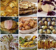 Množstvo skvelých receptov so zemiakmi zo stránky NAJLEPŠIE pozbierané RECEPTY...
