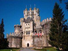 Castillo de Butrón, España
