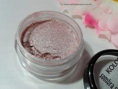 ❤ Blog Iathila Marques ❤: Sombra Shine Mix - 08 Kayoa - Koloss Makeup