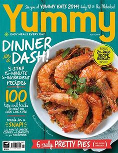 YUMMY'S JULY 2014 Issue