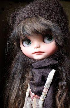 Custom Doll for Adoption  by Iriscustom - available here: http://etsy.me/2jMPRq9
