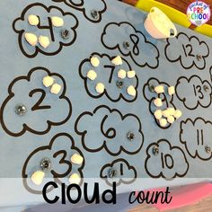 Weather Activities and Centers - Pocket of Preschool