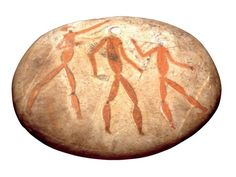 COLDSTREAM BURIAL STONE South Africa c. 6000 BC