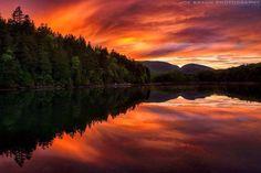 Lake at Acadia National Park - photo by Joe Braun