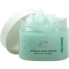 -417 Immediate Miracles Aromatic Body Peeling - Kiwi & Mango found on Polyvore