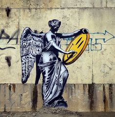 St.AngeLOL by Goin in Rome, 2015 (LP )