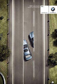 BMW: Lane Assist