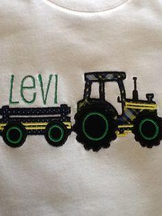 Tractor $22  Order: bethbier@aol.com facebook.com/SpecialJEMsbyBeth