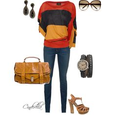 """""""Casual and Comfy"""" by c1nd1rella on Polyvore"""