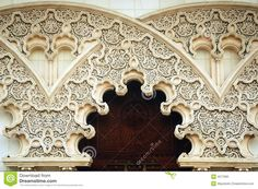 Moroccan Architecture Stock Photo - Image: 4577690