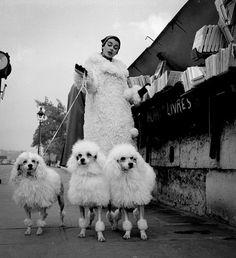 Paris 1955 Photo: Pierre Boulat