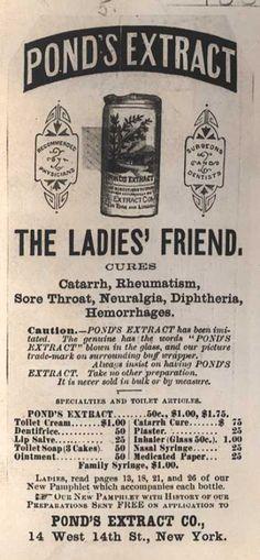The Ladies' Friend. / Emergence of Advertising in America: / Duke Digital Repository
