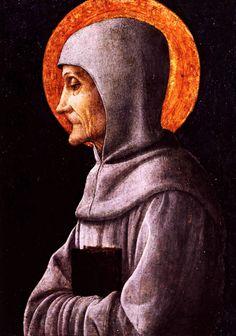 Andrea Mantegna 1450  saint bernardin de sienne  www.artexperiencenyc.com