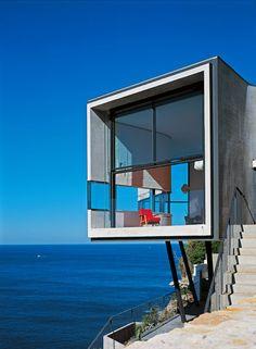 House Holman by Durbach Block Architects