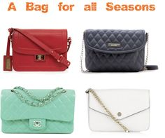 """""""Bags for all seasons and occasions"""" by theorangefantasy on Polyvore"""