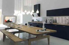 Cozinha Planejada Luminarias em Destaque