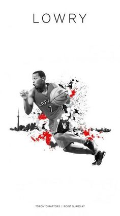 Kyle Lowry, Toronto Raptors, Shopping Mall, Hologram, Ads, Gallery, Authenticity, Movie Posters, Plate