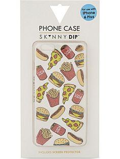 6df81aefcc4 SKINNY DIP Junk food iPhone 6 plus case