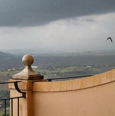 Shelter from the rain. #GalleryHotelRecanati, #Recanati. Ph. Gianluca Epirotti