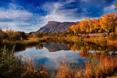 Grand Junction, Colorado, Mount Garfield, Beautiful fall colors, Legacy Photography