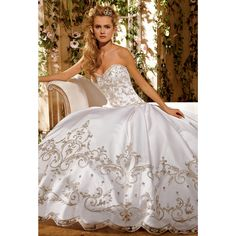 Eve of Milady 4269|Eve of Milady Wedding Dress 4269