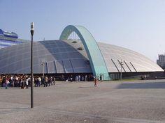 Pinspire - Le Dôme à Marseille (salle de concerts)