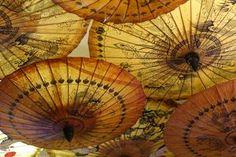 Chinese Umbrellas -The Earliest Umbrella