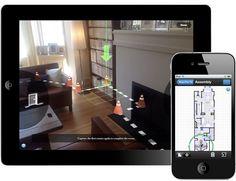 Zeer handige plattegrond app voor Iphone.