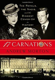 17 carnations : the Royals, the Nazis, and the biggest cover-up in history by Andrew Morton. Click the cover image to check out or request the non-fiction kindle. I Love Books, Good Books, Books To Read, My Books, Amazing Books, Famous Historical Quotes, Historical Fiction, American Wives, Classroom Quotes