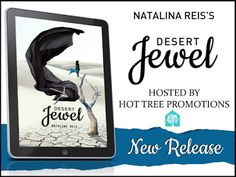 "Natalina Reis's release blitz for Desert Jewel.   ""Powerful passionate & epic.""  Author: Natalina Reis  Title: Desert Jewel  Genre: Romantic Fantasy  Release Date: October 8 2016  Publisher: Hot Tree Publishing  Cover Designer: Claire Smith  On sale for 99 cents  http://ift.tt/2dBvx8z  Rebellion brews inside Milendas heart as the date for the Trials approach. As the  heiress to the throne of Natale she is forced to choose a consort from the survivors of the  grueling quest across the desert…"