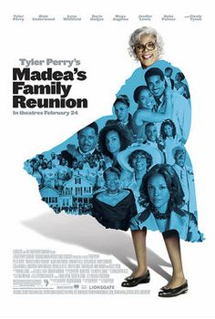 """Tyler Perry's Madea's Family Reunion (2006)♥ my favorite """"Madea"""" movie!!! love the wedding scene-it is so gorgeous"""
