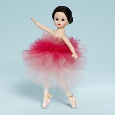 Madame Alexander-I don't have this one but I have several Cissettes & ballerinas.