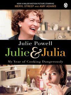 Julie & Julia. Hmm. This was ok. A rare occasion where I prefer the film!